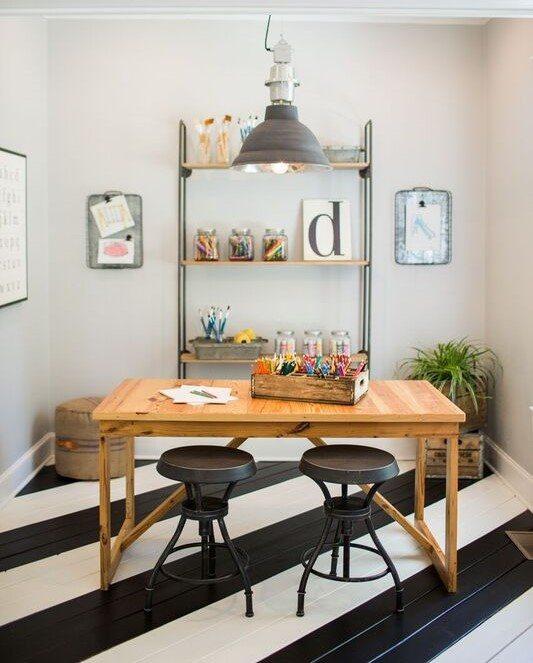Fixer Upper Dansby Craftroom