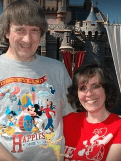 David and Louise Turpin on vacation together.