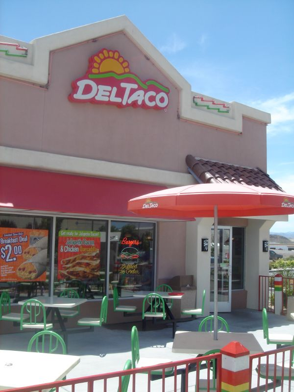 Taco Fast Food Restaurant Chains