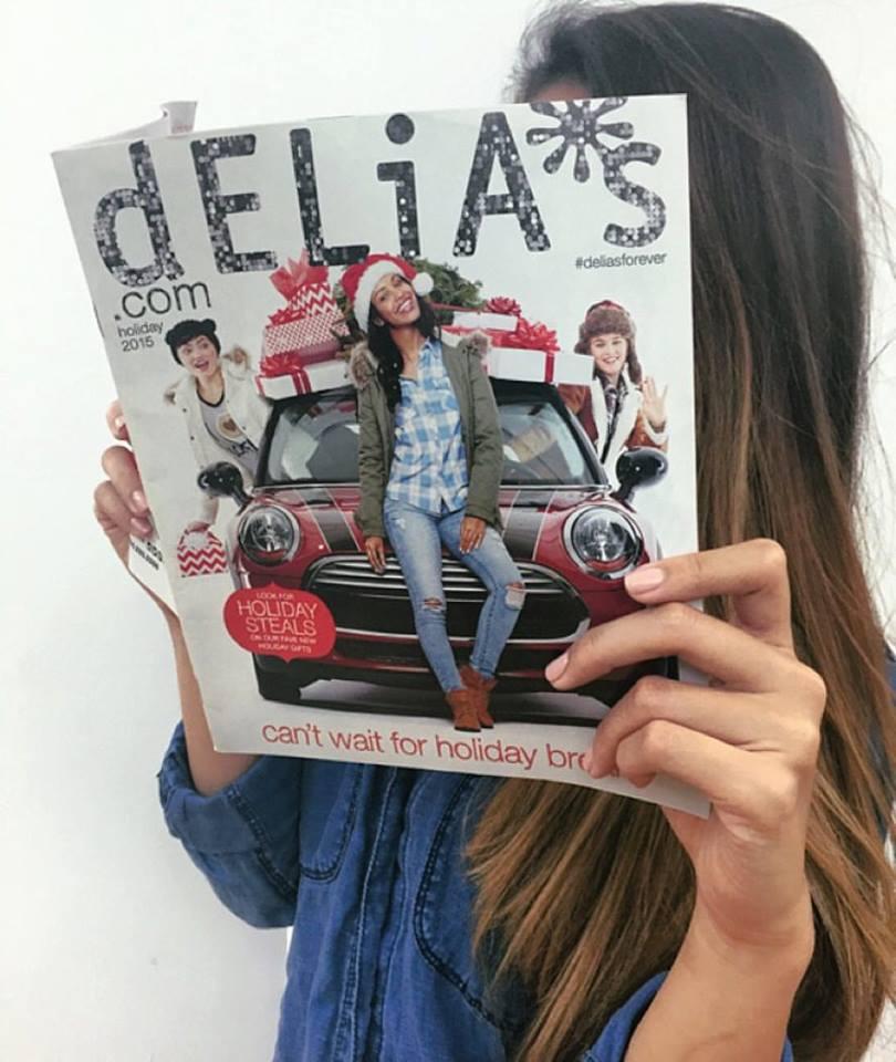 Delia's store