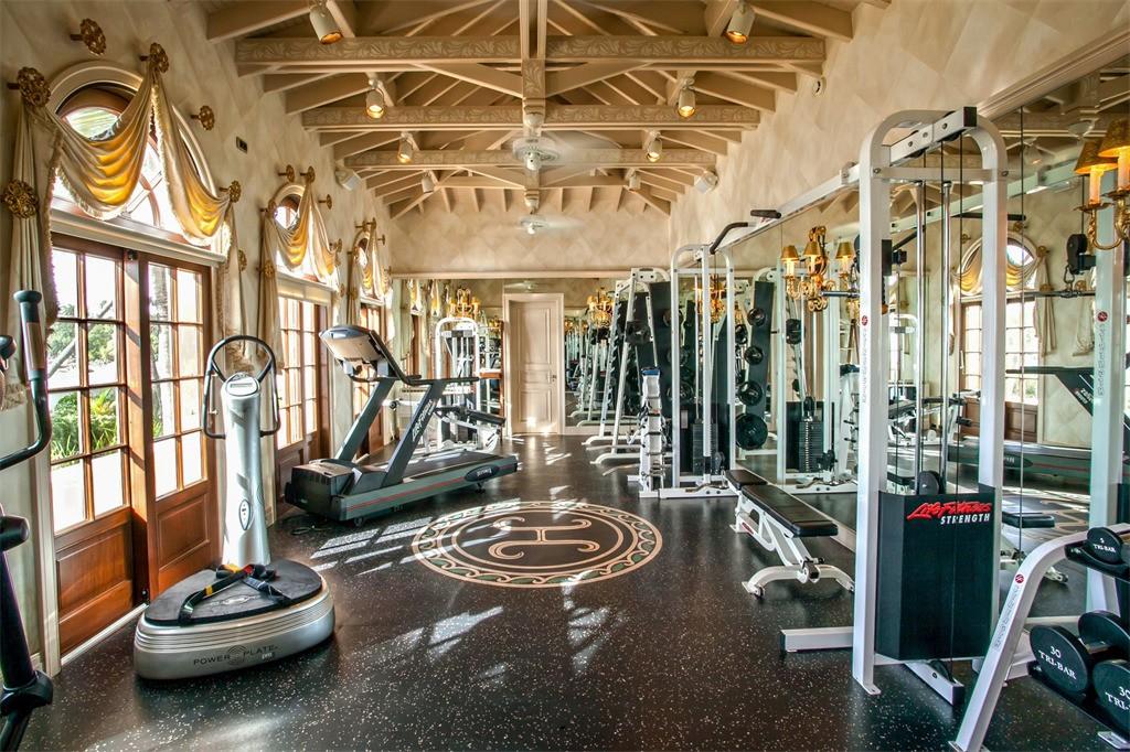 Donald-Trump-Home-Caribbean-Gym