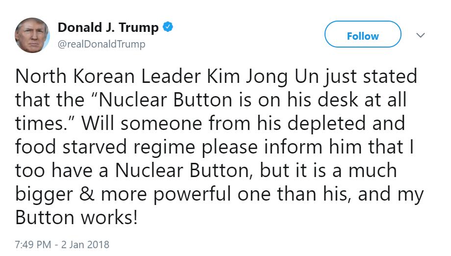 Donald-Trump-Tweet-Nuclear-Button