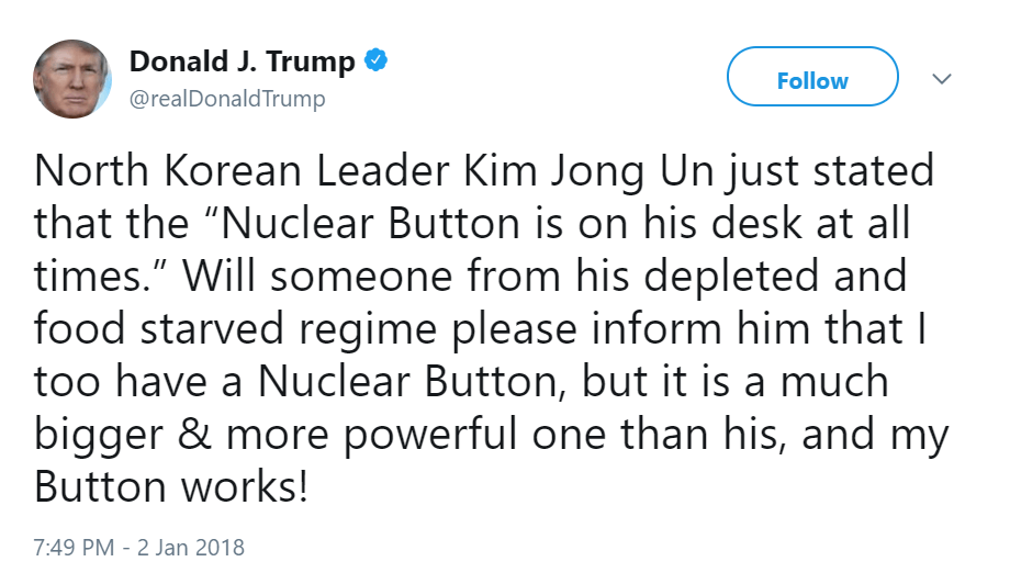 Donald-Trump-Tweet-Nuclear-Button