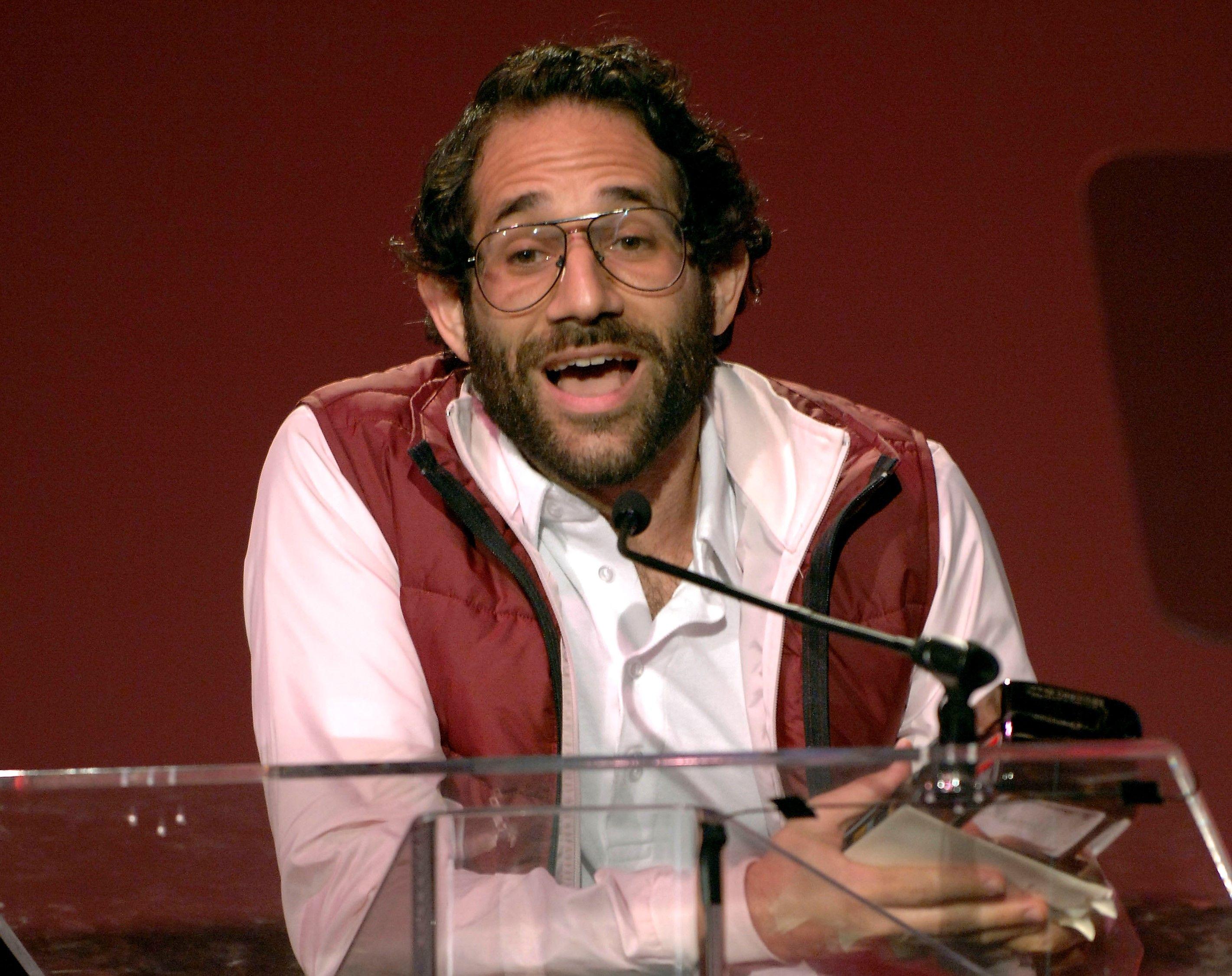 Former American Apparel CEO Dov Charney