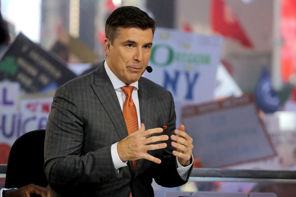 ESPN College GameDay analyst Rece Davis discusses game day