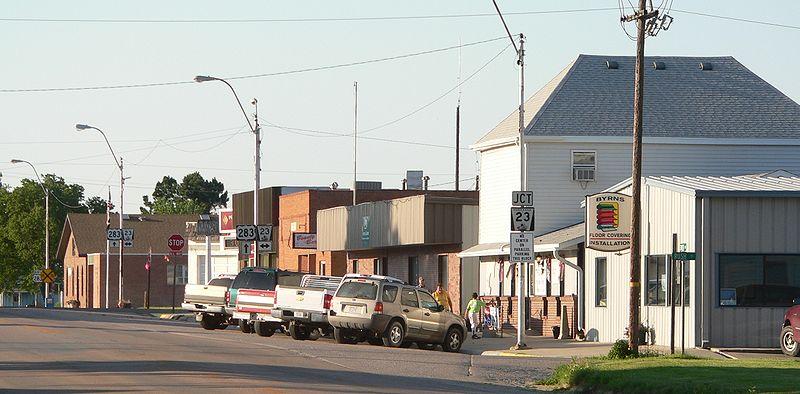 Elwood Nebraska