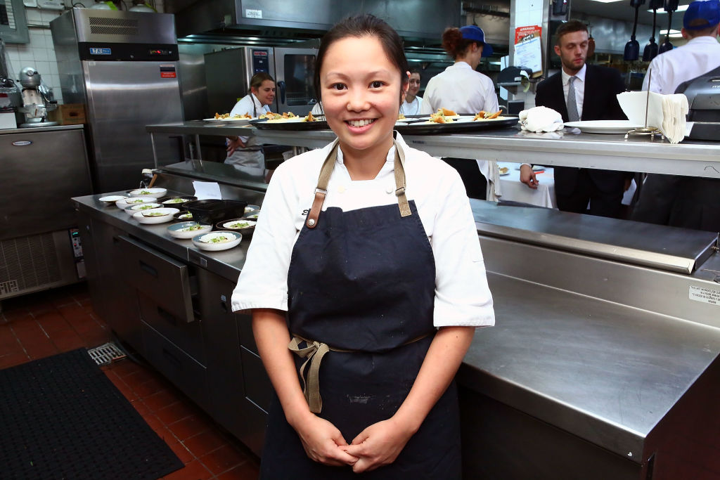 Chef Emily Yuen