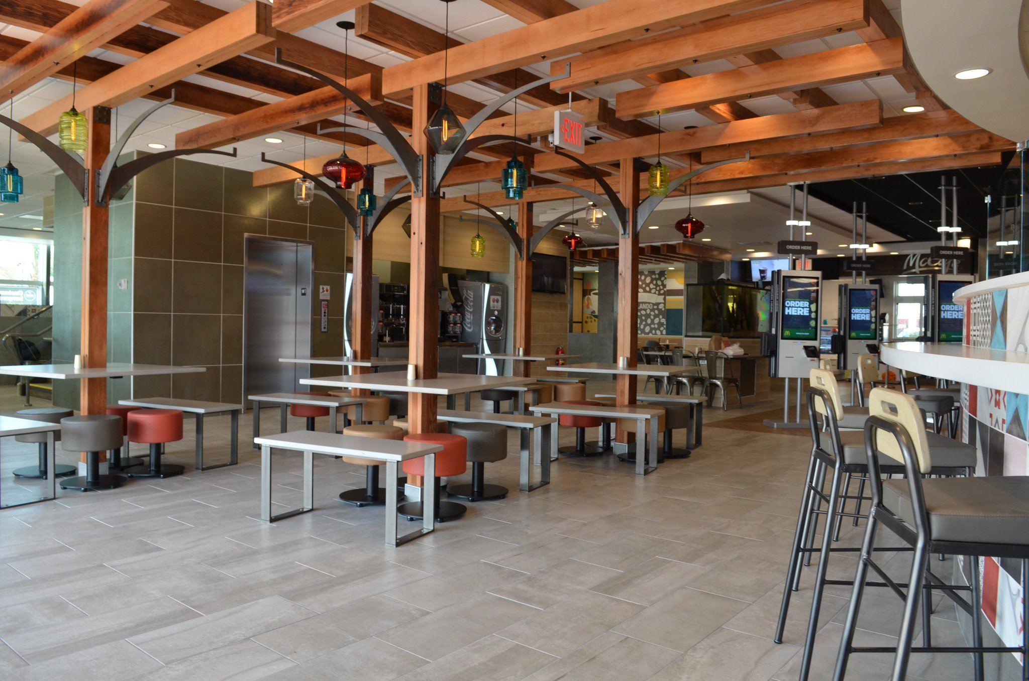 EpicMcD Orl design McDonald's
