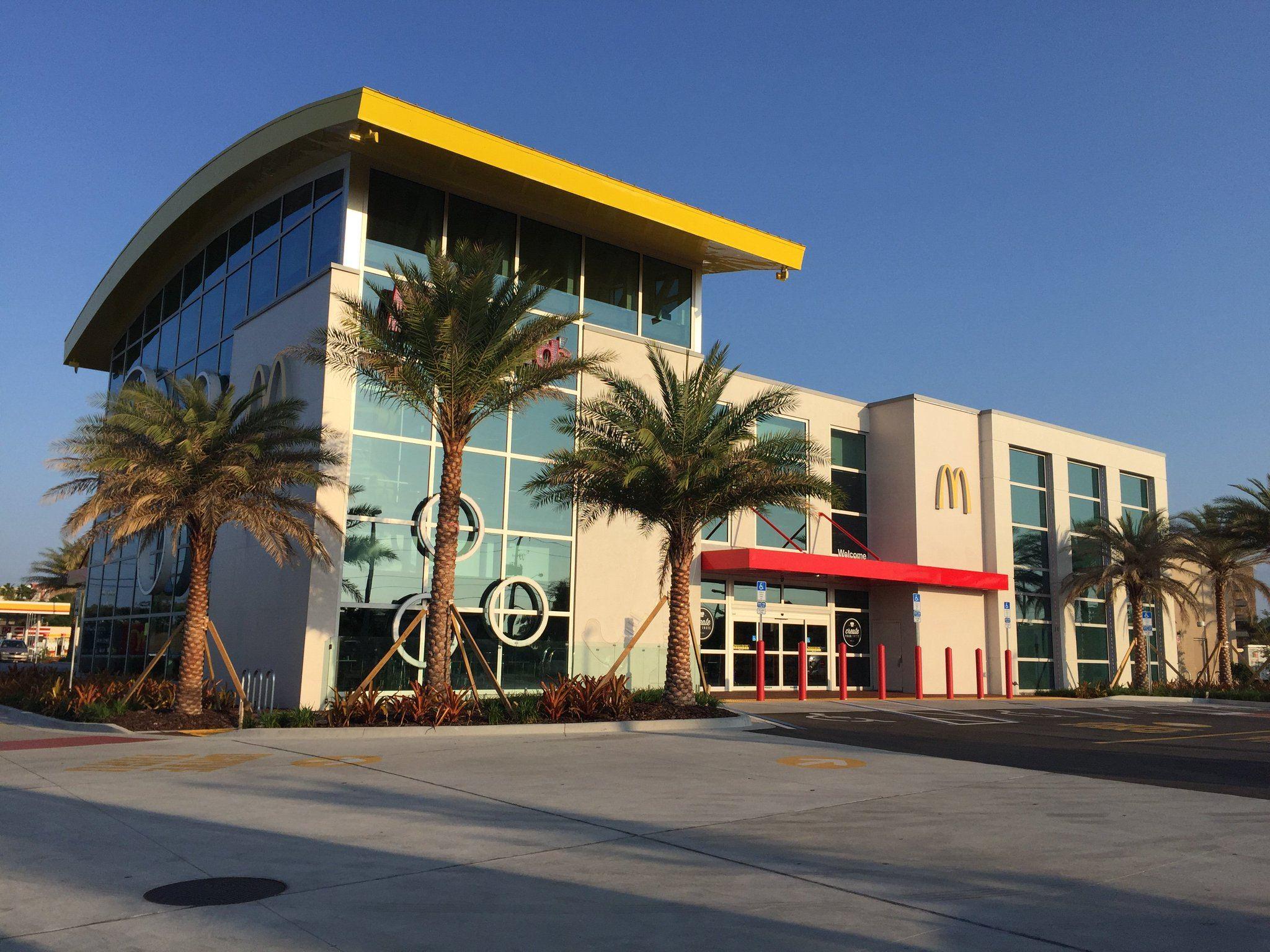 EpicMcD Orl largest McDonalds