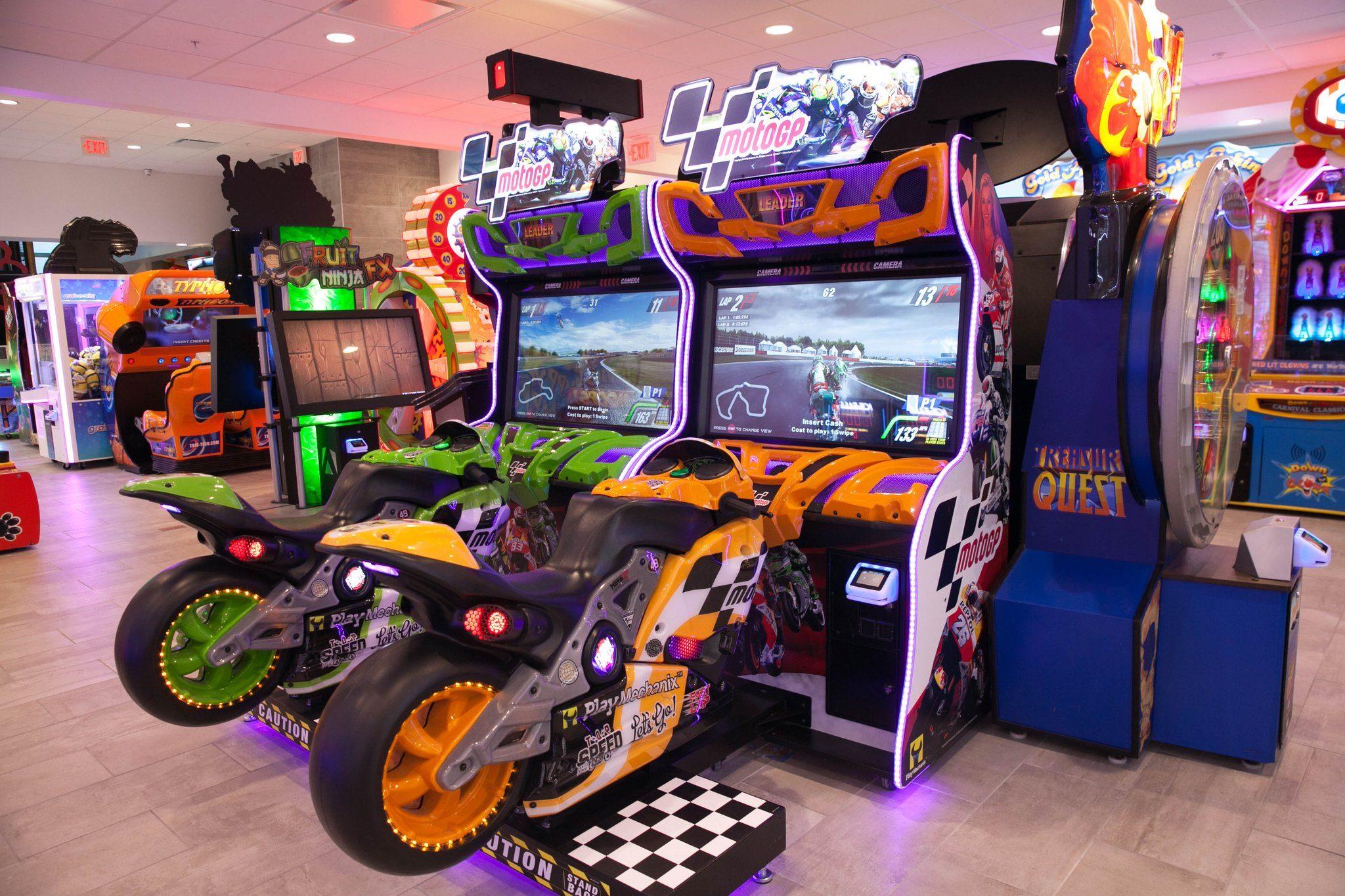 EpicMcD Orl games arcade McDonald's