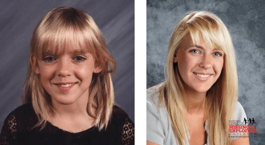 Erica Baker Missing Child