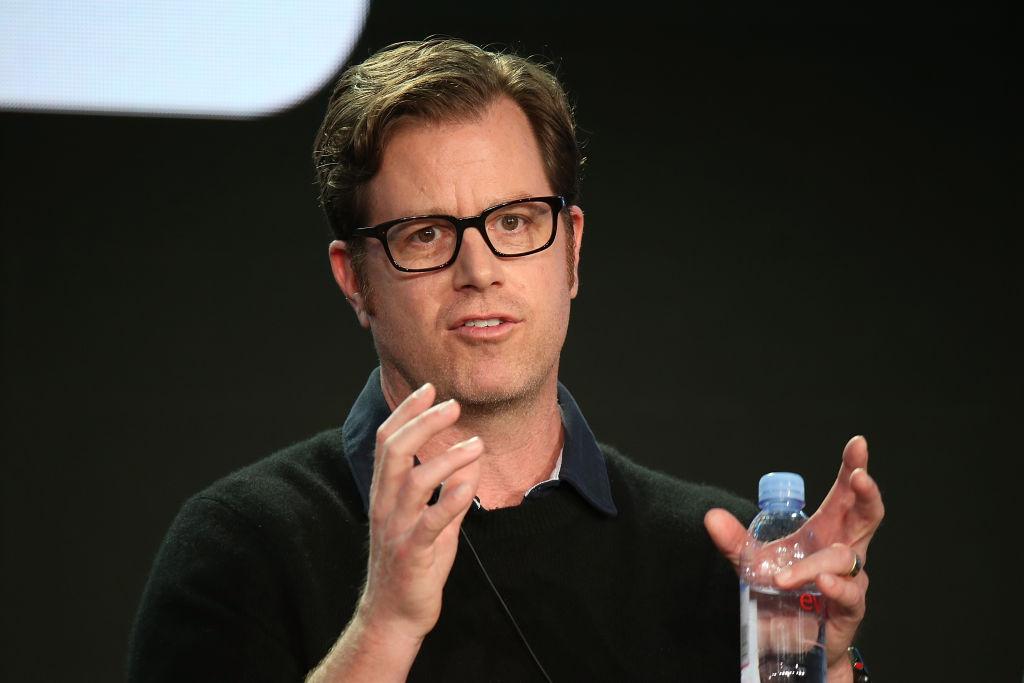Executive producer John Erick Dowdle of 'Waco'