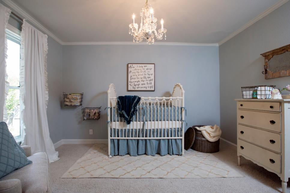 Fixer Upper Nursery