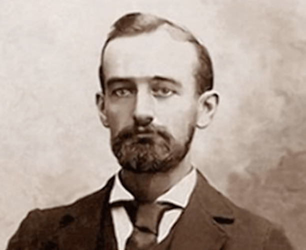 Photograph of Frederich Trump.