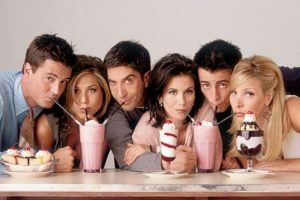 'Friends': Why Jennifer Aniston and David Schwimmer Wanted a Pay Cut