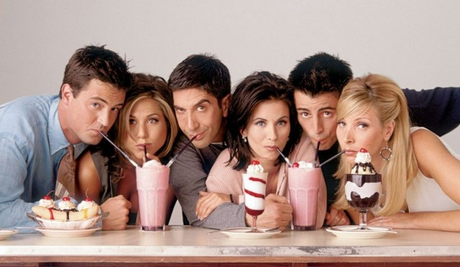 here s how much money the cast of friends makes for reruns