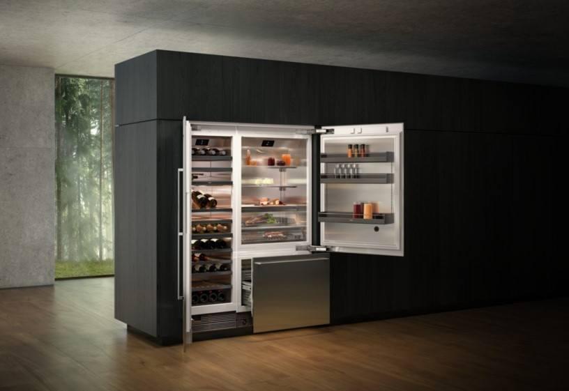 Gaggenau fridge