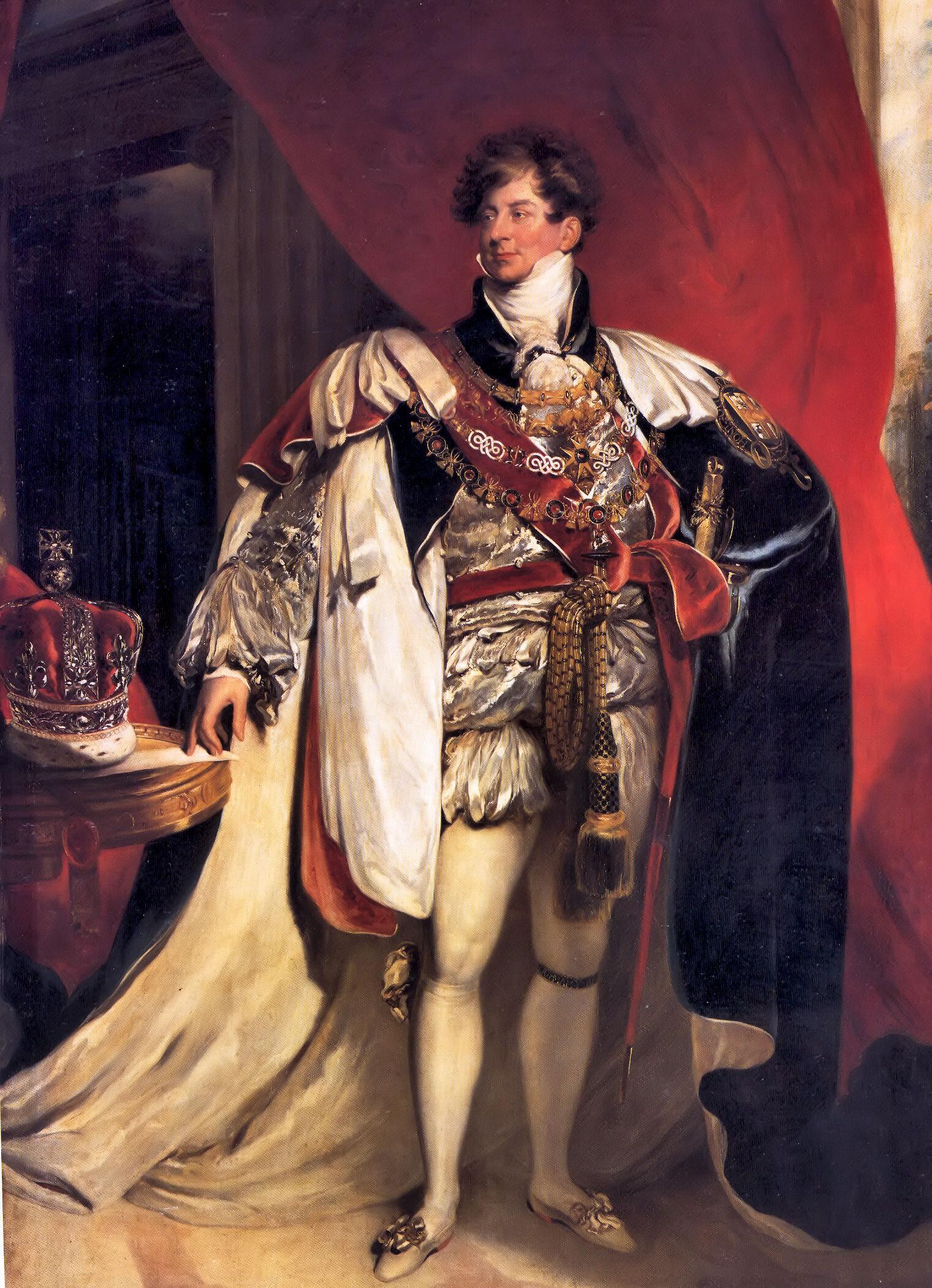 George IV potrait