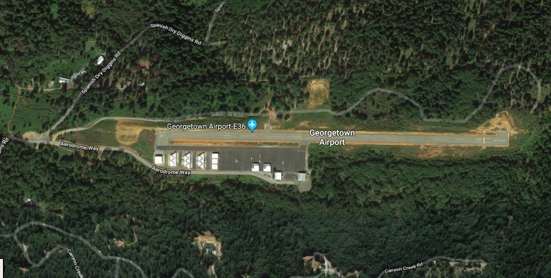 Georgetown Airport California