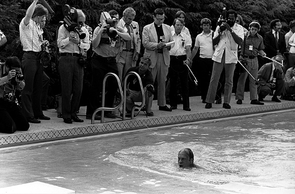 Gerald Ford Swimming
