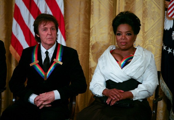 oprah and paul mccartney