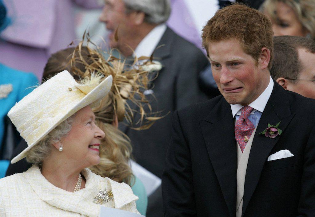 Prins Harry dating Camilla
