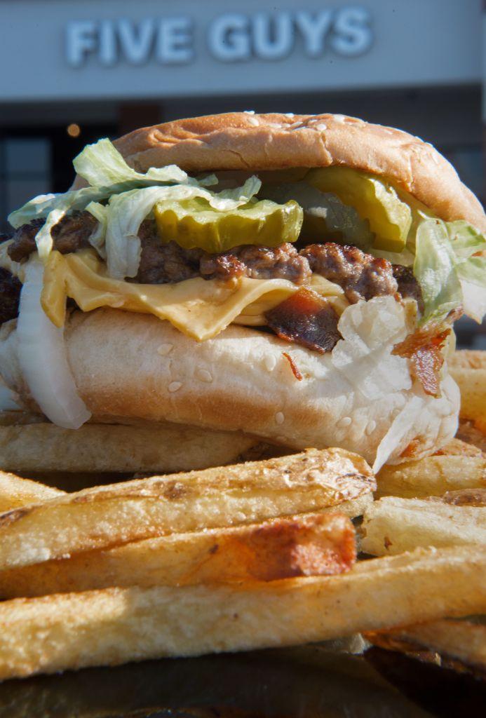 Worst Fast Food Fries In America