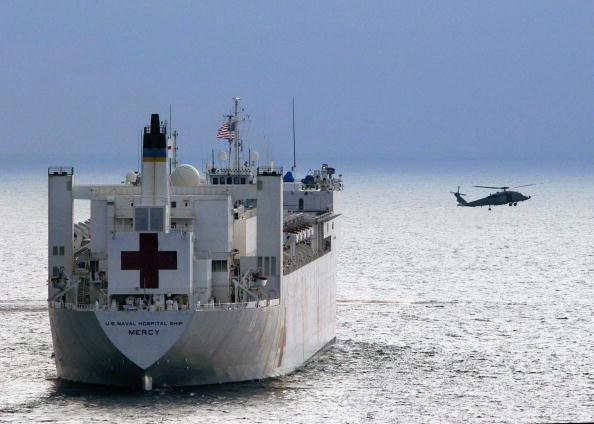 USNS Mercy (T-AH-19)
