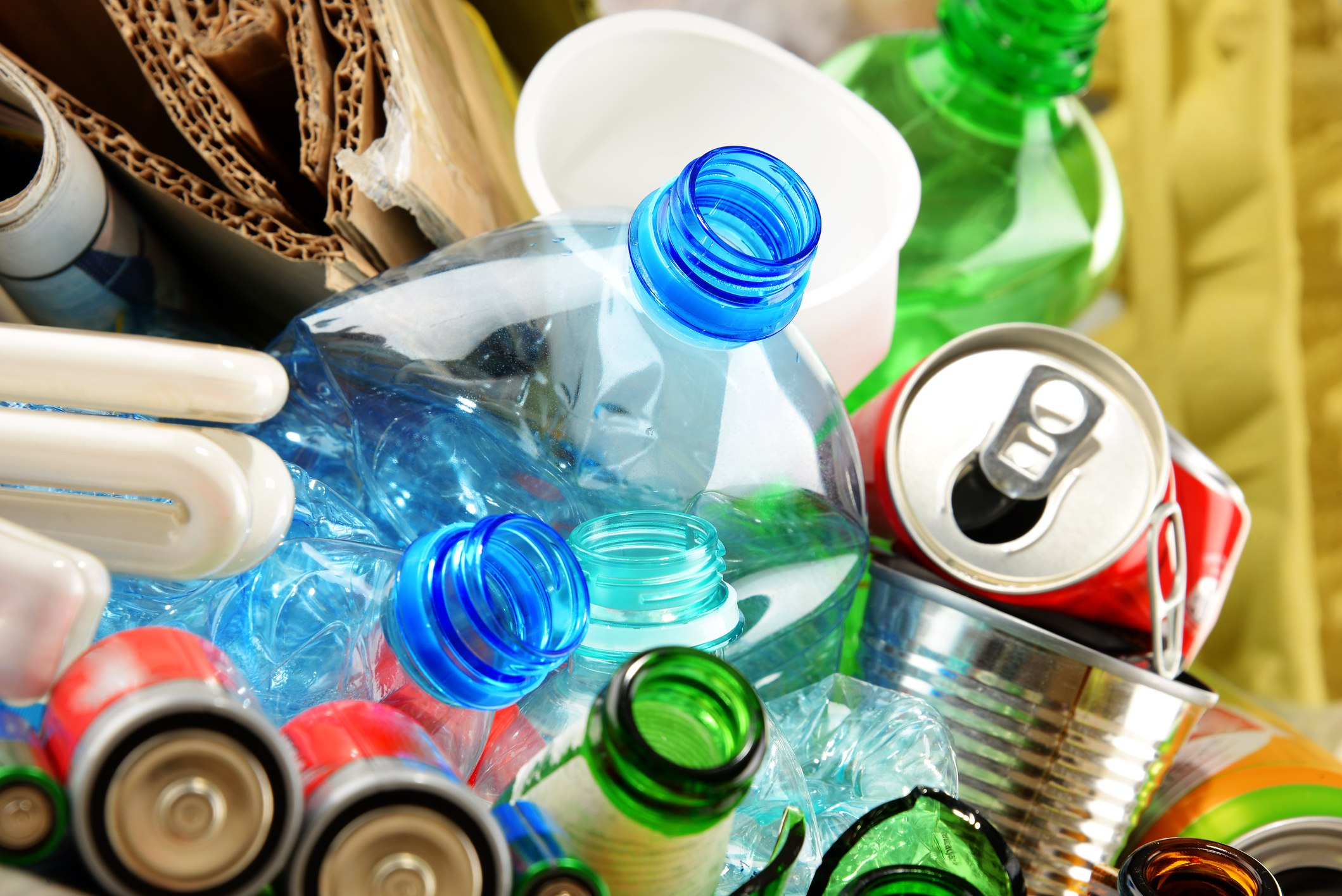18 Common Items You Should Never Put in the Recycling Bin