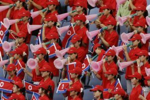 What the North Korea Olympic Cheer Squad Tells Us About Nuclear Testing