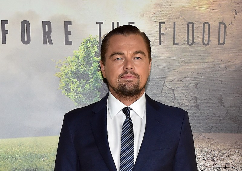 """Executive producer Leonardo DiCaprio attends the screening of National Geographic Channel's """"Before The Flood"""" at Bing Theater At LACMA on October 24, 2016 in Los Angeles, California"""