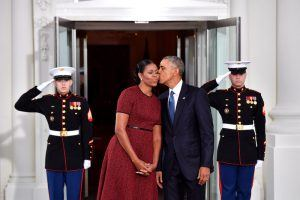Barack and Michelle Obama: The Former First Couple's Most Adorable Moments