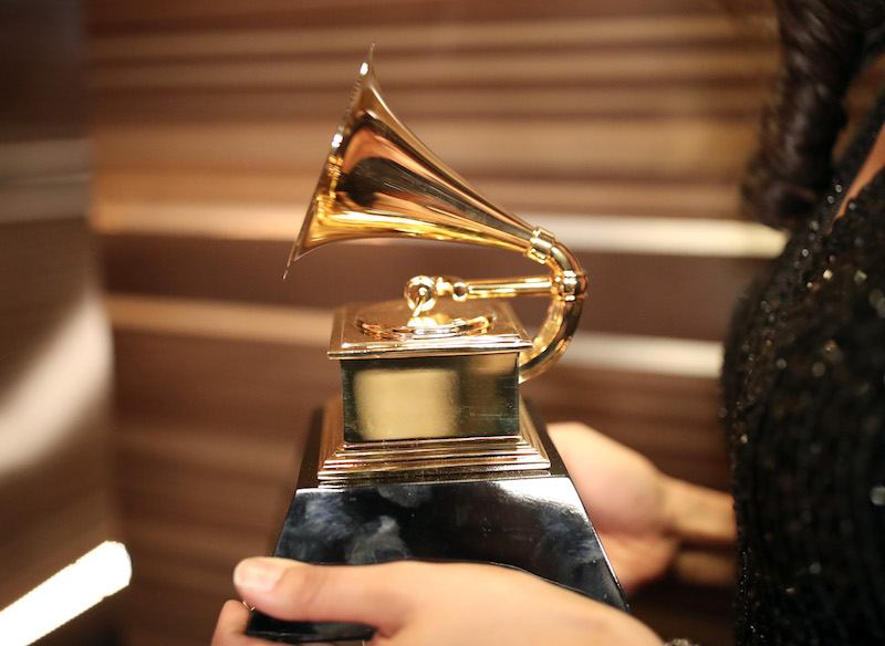 GRAMMY Award being held at The 59th GRAMMY Awards at STAPLES Center on February 12, 2017