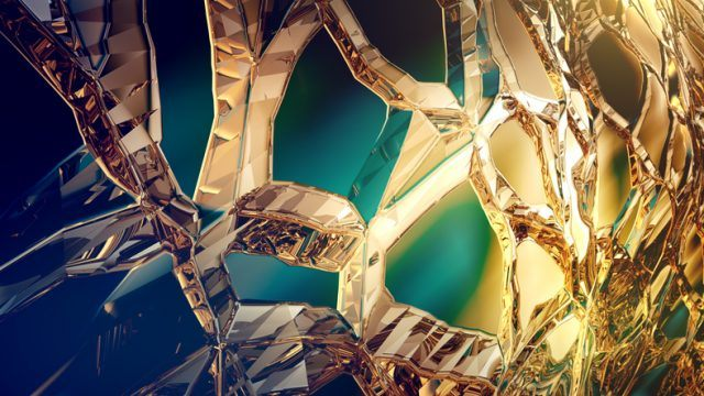 Artists concept of a giant diamond up close