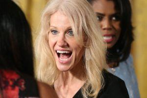 Kellyanne Conway Might Actually Say More Insane Things Than Donald Trump