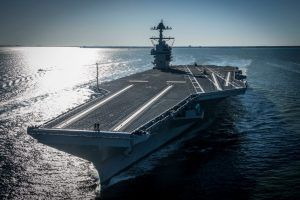 A Look Inside the Most Powerful Ships in the U.S. Navy
