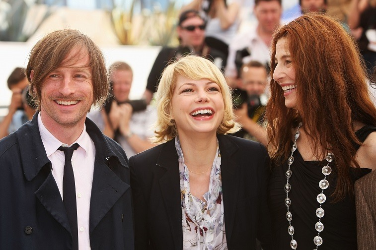Spike Jonze, Michelle Williams, and Catherine Kenner