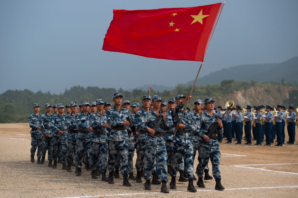 Chinese People's Liberation Army Air Force