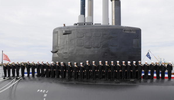 USS New Hampshire (SSN 778)