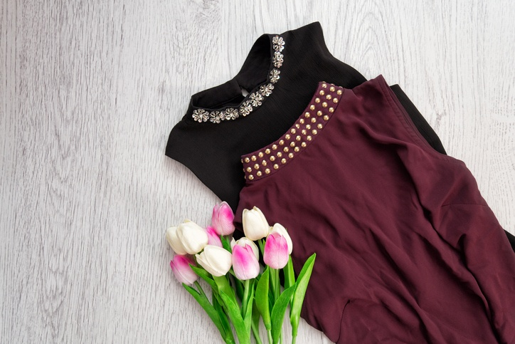 embellished tops