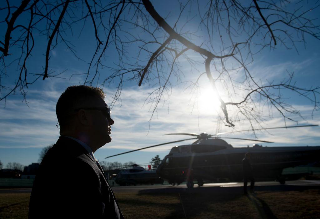 Secret Service agent