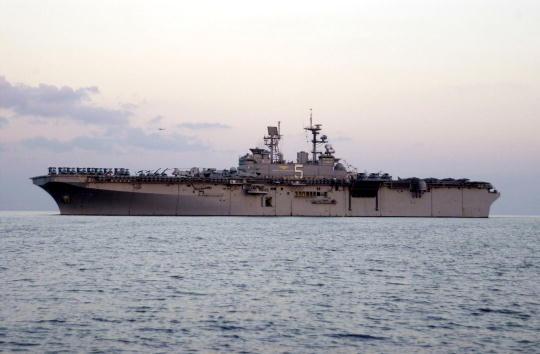 USS Bataan (LHD 5)