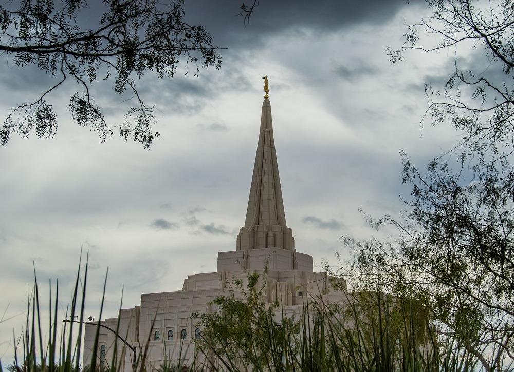 Temple in Gilbert, AZ