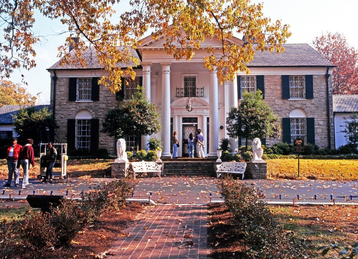 Graceland, Memphis.
