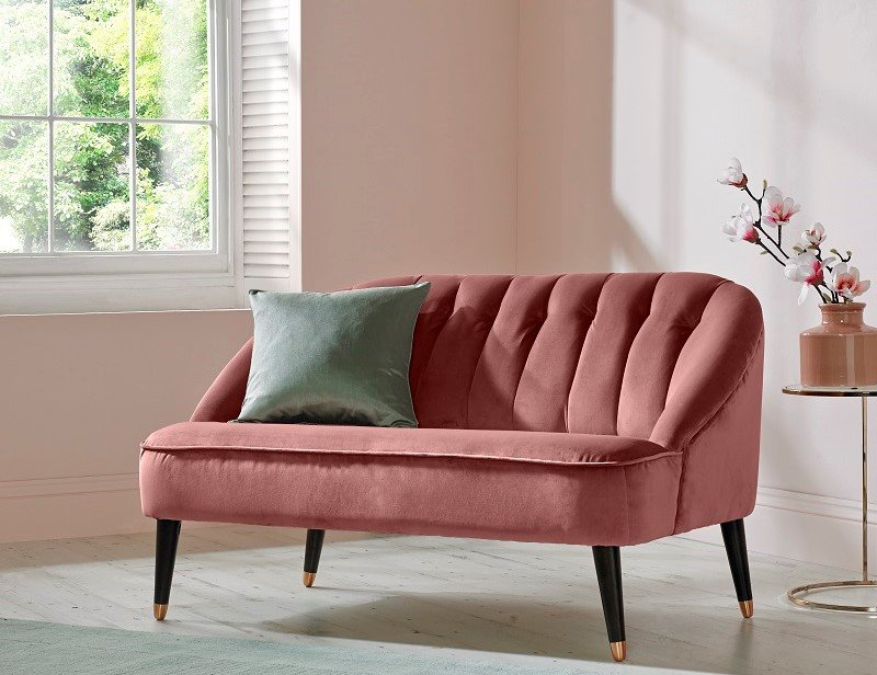Graham Brown soft pink paint shade Penelope