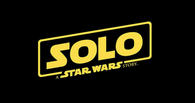 Solo: A Star Wars Story logo.