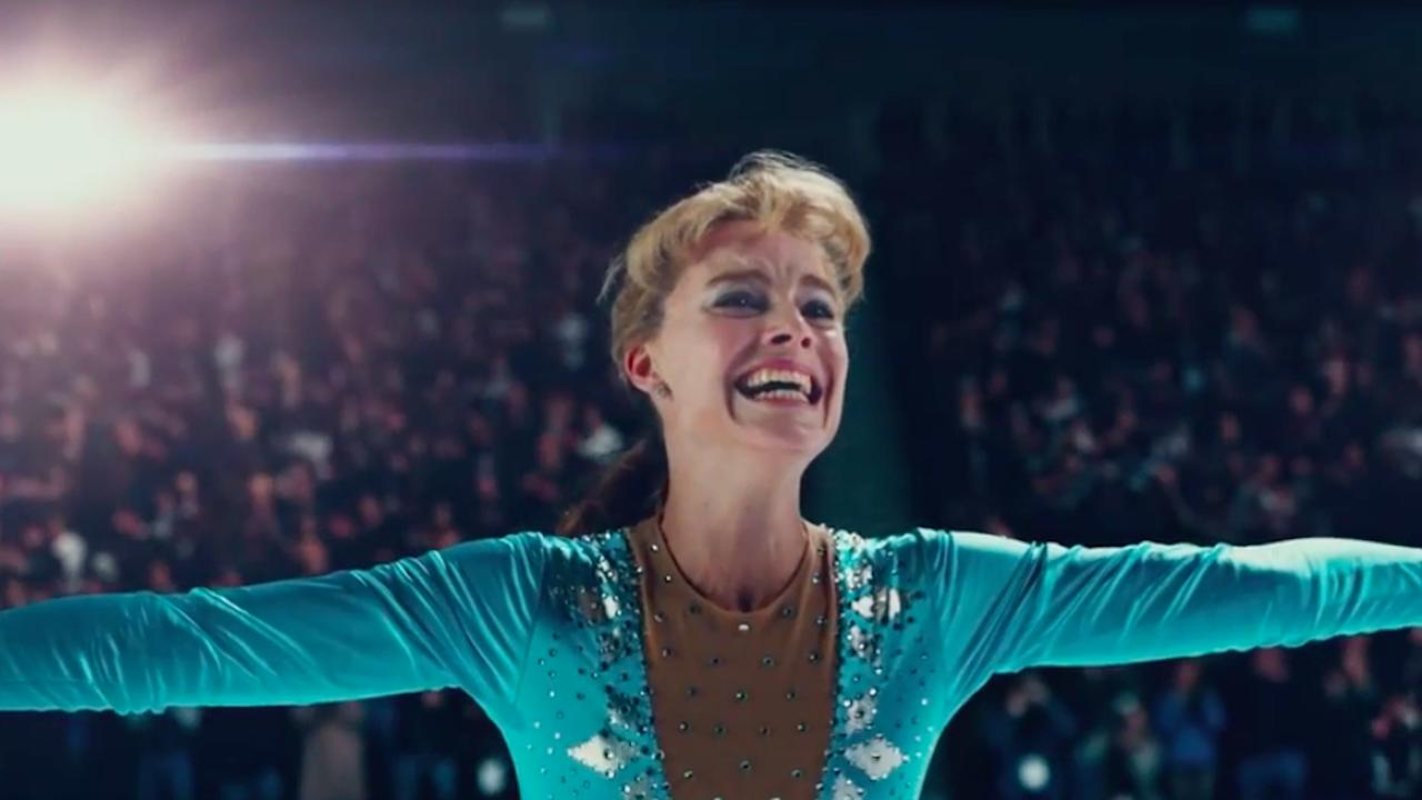 I, Tonya movie with Margot Robbie