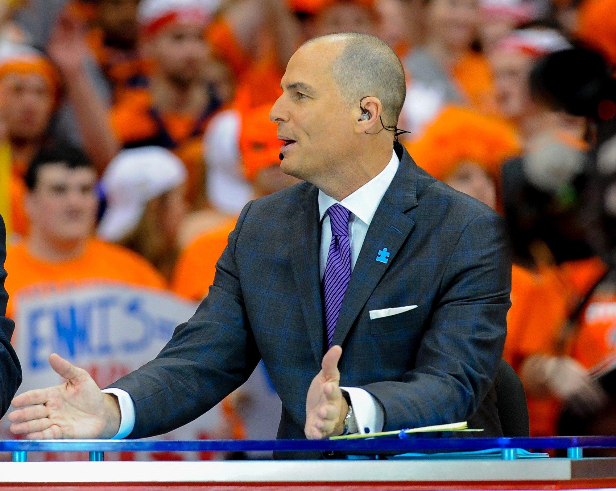 Jay BIlas ESPN anchor