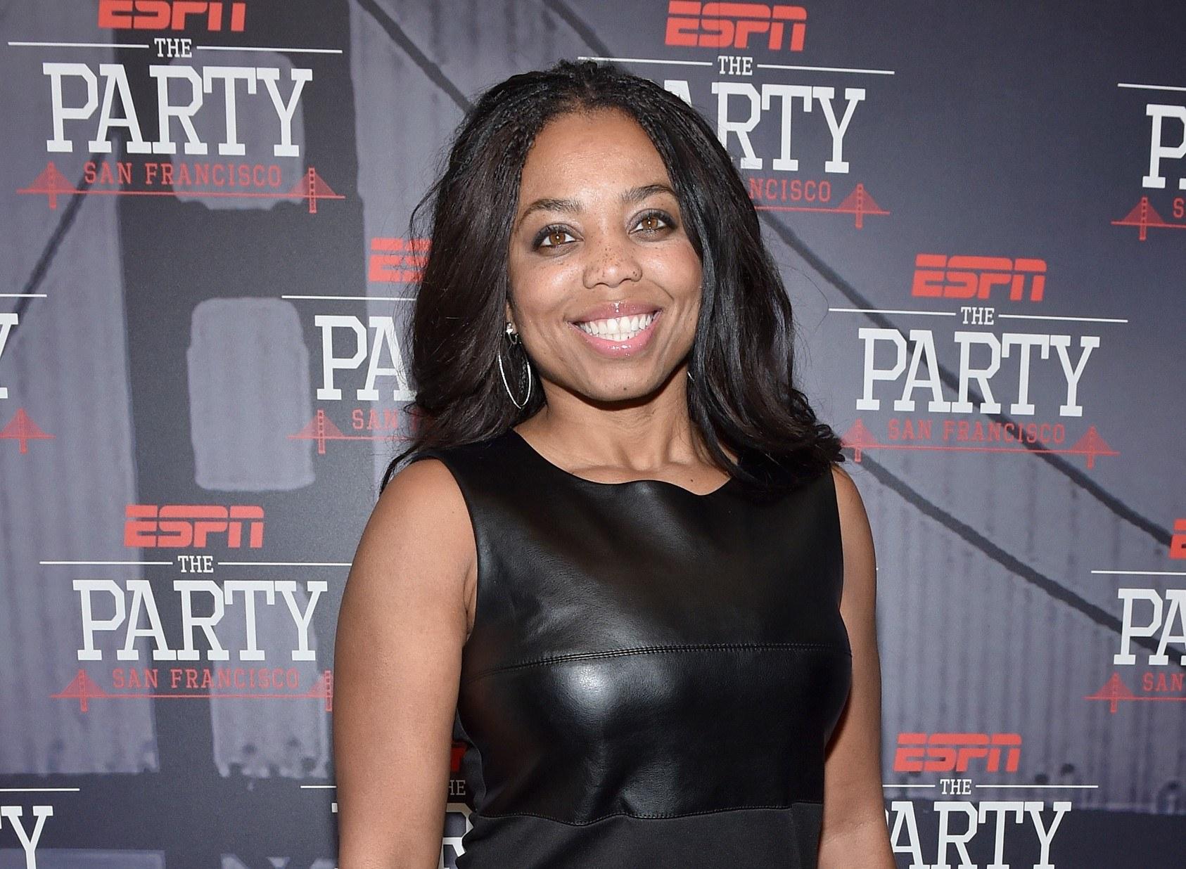 ESPN Journalist Jemele Hill