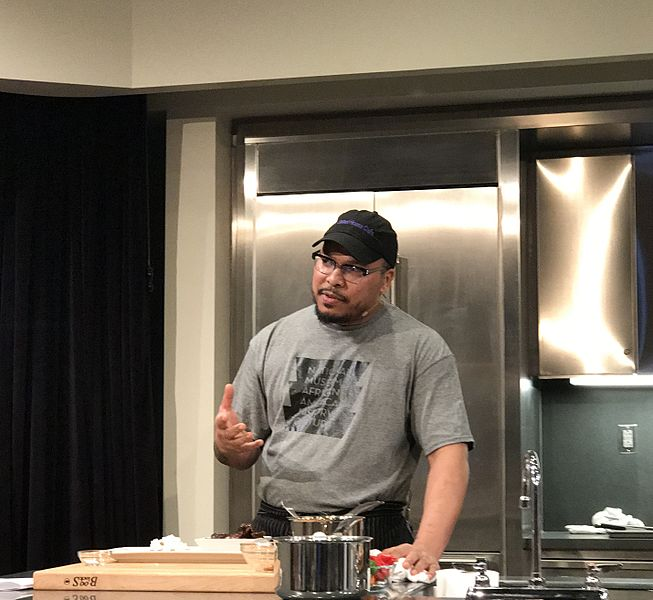 Chef Jerome Grant